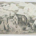 最初の聖ウルスラ修道院