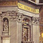 聖ペトロ大聖堂(バチカン)の聖アンジェラ像