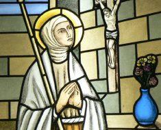 聖アンジェラへの祈り