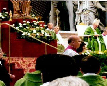 聖マリー・ド・レンカルナシオン列聖記念日
